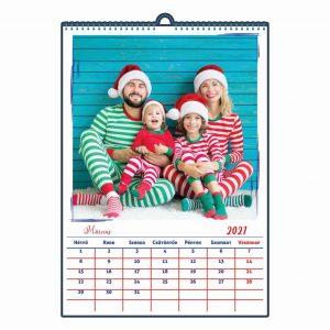Kalendár nástenný A4